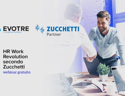 Webinar HR Work Revolution secondo Zucchetti