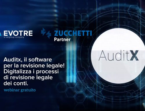WEBINAR AUDITX, il software per la revisione legale