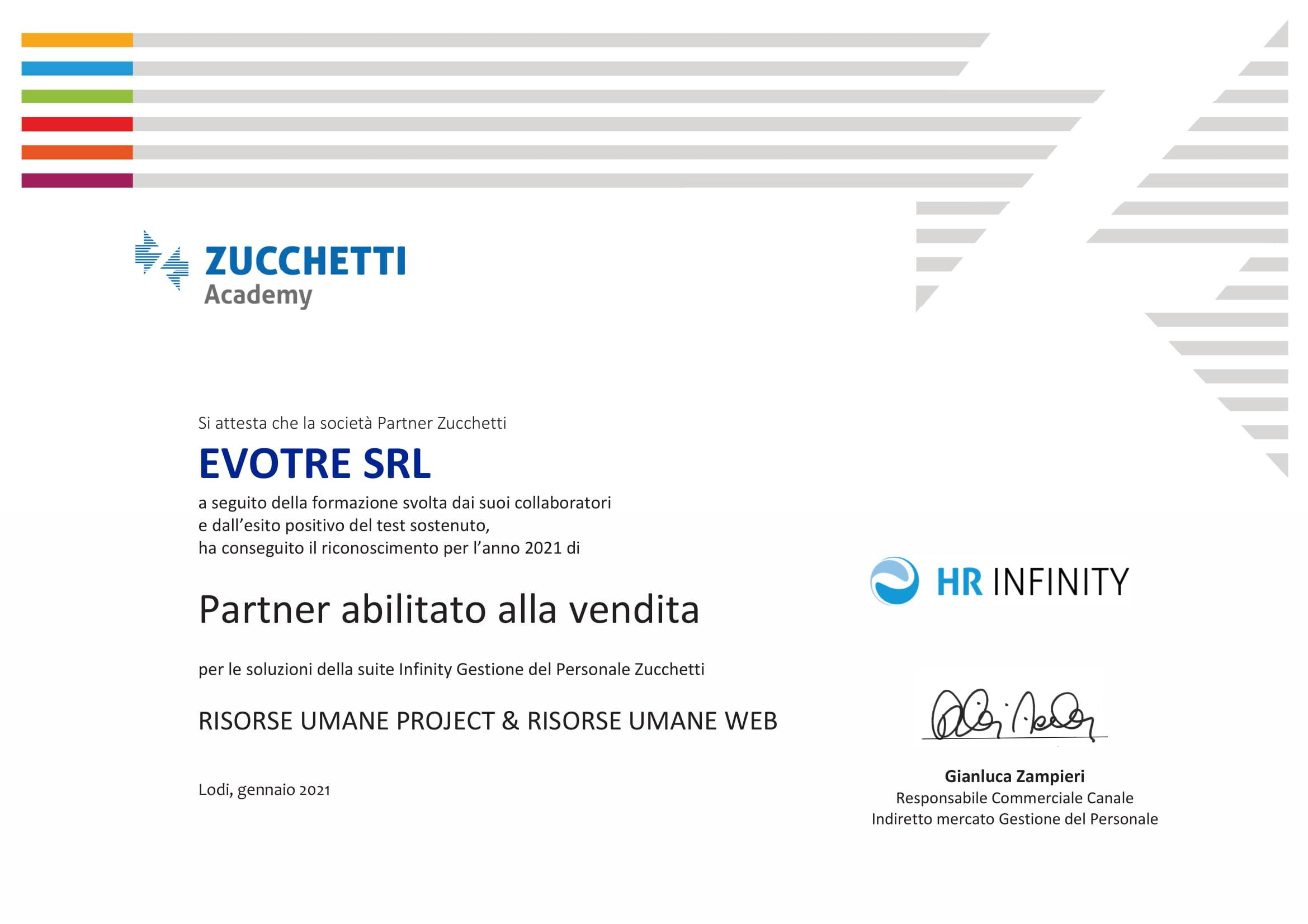 HR Infinity